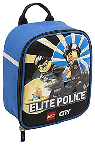 LEGO Elite Police Insulated Lunch