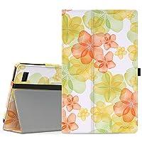 MoKo Amazon Fire 7 2015 Slim Folding Cover Case parent.