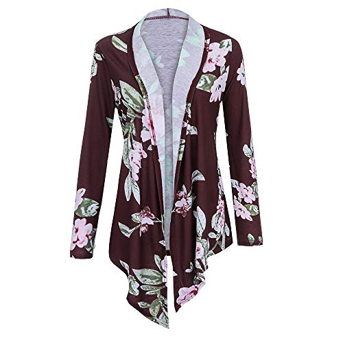 women printing plus fall jacket