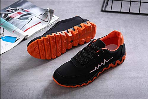Uomo EU Sneaker Verde Qiu Orange ping 39 Green vWEqZnYa6