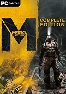 Metro: Last Light Complete Edition [Online Game Code]