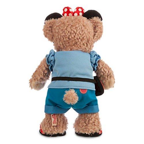 ShellieMay the Disney Bear Plush - ''Day in the Park'' - Medium - 12''