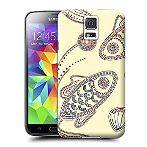 Unique Phone Case Creative Underwater World Hard Cover for samsung galaxy s5 cases-buythecase