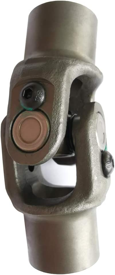3//4 round steering universal joint u joint new weld on 3//4 round