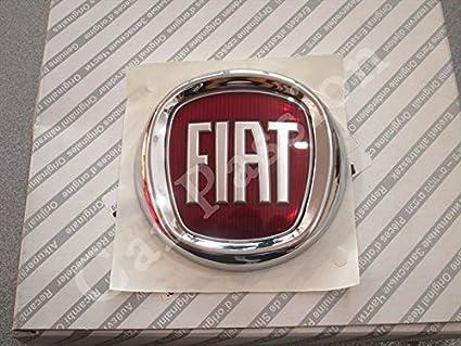 Escudo Logo Fiat trasera Panda Grande Punto Idea Fregio ...