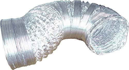 Alugewebe 6m // /Ø 30cm Flexibler Alugewebeschlauch sehr robust