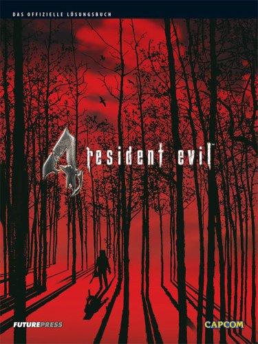 Resident Evil 4 (Lösungsbuch PS2)