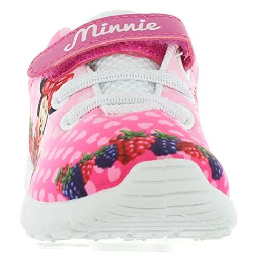 Zapatillas deporte de Niña DISNEY S17302G 131 FUXIA