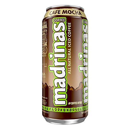 Madrinas Cafe Mocha All Natural Iced Coffee – Case of 12