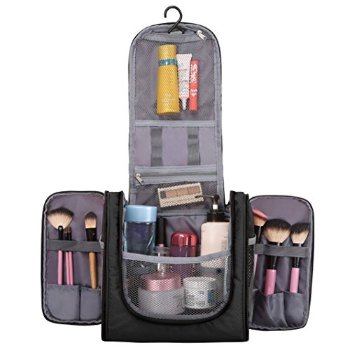 743b41f593b Bagail Large Men & Women Toiletry Bag For Makeup, Cosmetic, - Import It All