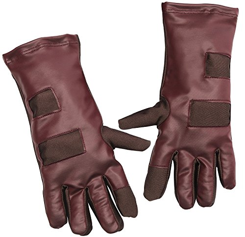 Star Childrens Costumes (Rubie's Costume Guardians Of The Galaxy Vol. 2 Child's Star-Lord Gloves, One Size)