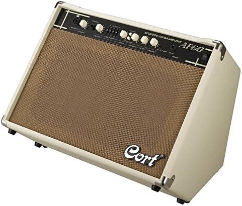 AF60 amplificador de Cort para guitarra acústica Beige: Amazon.es ...