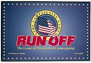 Reveal Ent Run Off : The Game of Presidential Campaigning