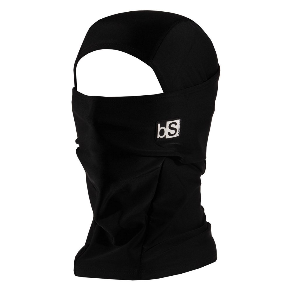 BlackStrap Balaclava Hood, Black, One Size BlackStrap Industries Inc. BSHS