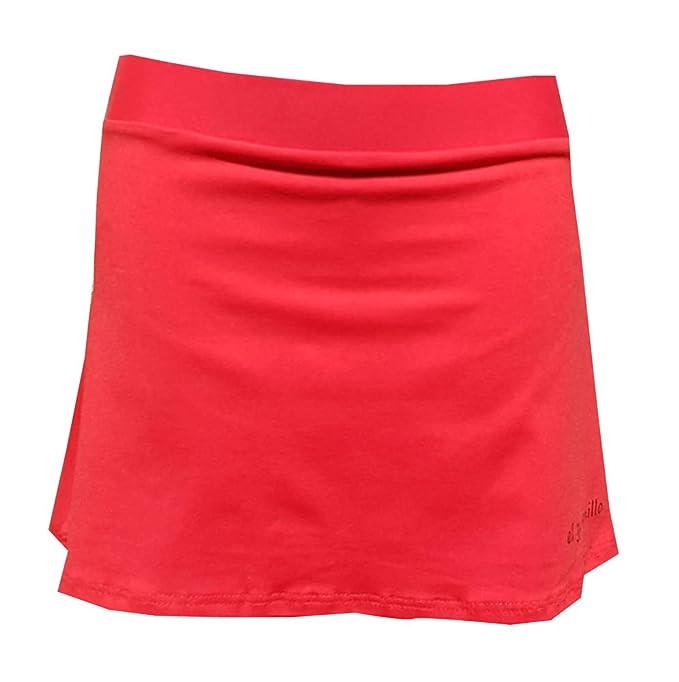 El Gusanillo - Falda de pádel o Tenis en Suplex, Comodidad ...
