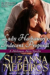 Lady Hathaway's Indecent Proposal (Hathaway Heirs Book 1)