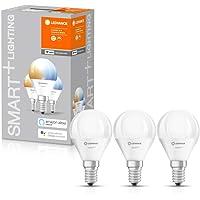 LEDVANCE LED lamp   Lampvoet: E14   instelbaar wit   2700…6500 K   5 W   SMART+ WiFi Mini Bulb instelbaar wit [Energie…