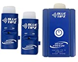 Blue Tipz Transmitter + Reciever / Booster Package Ice Fishing Tip-up Alert System