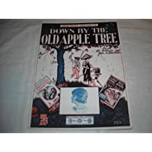 DOWN BY THE OLD APPLE TREE AL WILSON 1922 SHEET MUSIC SHEET MUSIC 235