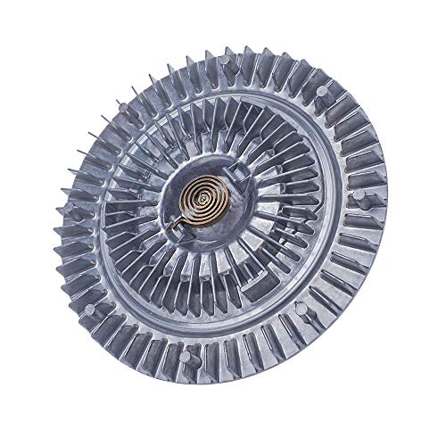 IRONTREE 2781 Engine Cooling Fan Clutch for Dodge Ram 1500 2500 3500 Dakota Durango Series,3.9L 4.7L 5.2L 5.9L, OE Replacement