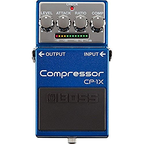 Boss CP-1X Compressor Pedal by BOSS