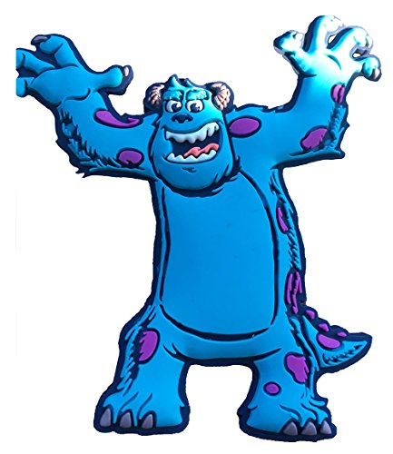 Disney Monsters University Sulley Soft Touch Refrigerator Magnet