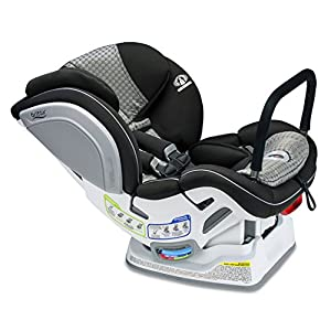 Britax Advocate ClickTight Anti-Rebound Bar Convertible Car Seat – 3 Layer Impact Protection – Rear & Forward Facing – 5…