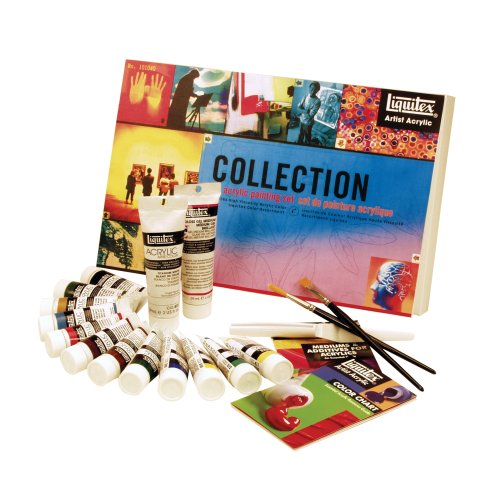 Liquitex Professional Heavy Body Paint Collection Set, Set o
