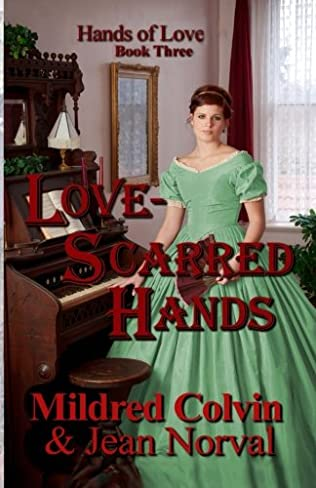 book cover of Love-Scarred Hands