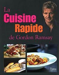 CUISINE RAPIDE GORDON RAMSAY