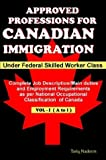 Approved Professions for Canadian Immigration, Tariq Nadeem, 0973314044