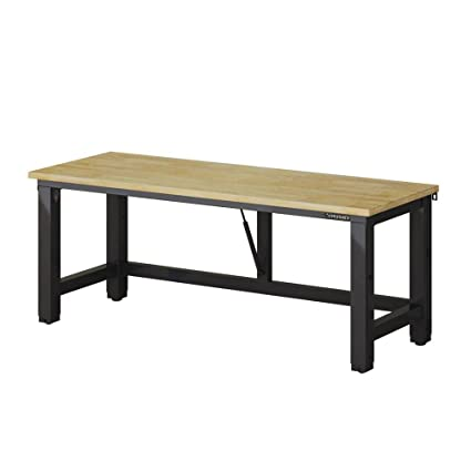 Fantastic Husky 42 In H X 72 In W X 24 In D Steel And Wood Folding Uwap Interior Chair Design Uwaporg