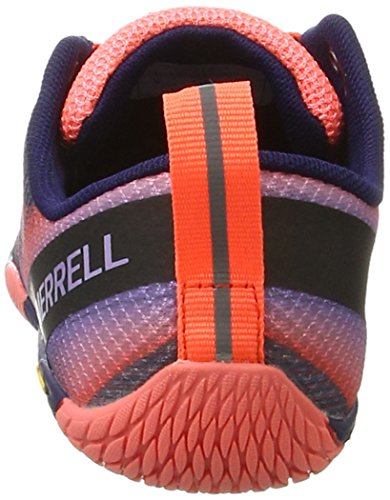 Glove Vapor Crown Merrell Mehrfarbig Blue Damen 2 Traillaufschuhe EqnxCBP