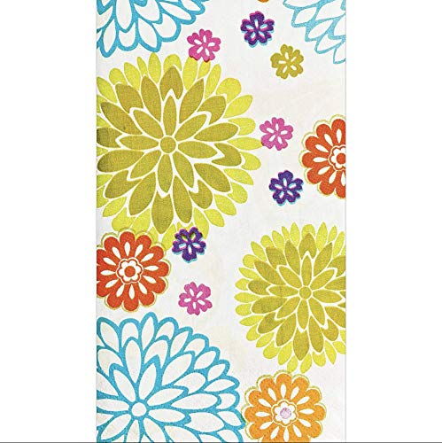 Amscan Modern Mums Guest Towels, One Size, Multicolor