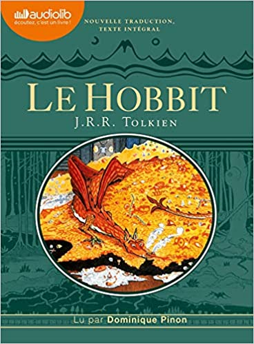 Le Hobbitt Livre Audio 2 Cd Mp3 French Edition J R