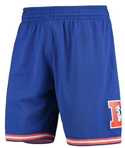 - Mitchell & Ness NFL MESH SHORTS DENVER BRONCOS (2X-LARGE)