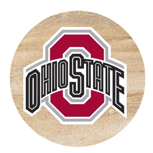 Thirstystone Drink Coaster Set, Ohio State University