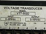 Ohio Semitronics VT7-002D DC Voltage Transducer