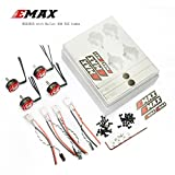 EMAX Power System Combo for FPV Racing Quadcopter ( 4 x RS2205S 2300kv RaceSpec Motor 4 x BLHeli-S DSHOT Bullet 30A ESC )