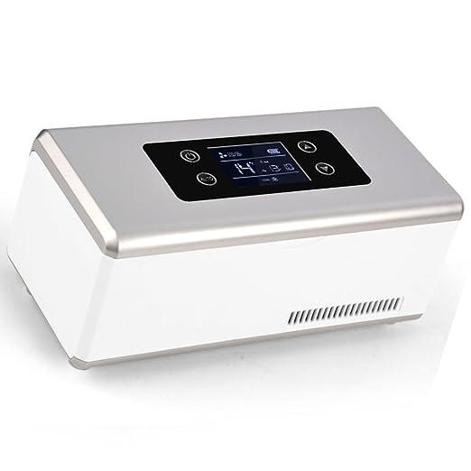 Jh Refrigerador de insulina Caja refrigerada Mini insulina ...