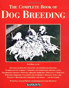 Dog breeding log book