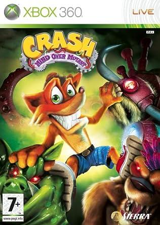 Crash - Mind Over Mutant: Amazon.es: Videojuegos