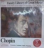 Chopin: Polonaises, Nocturne, Etudes, Mazurkas