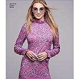 vintage clothing patterns - Simplicity Pattern 8256 Misses' Vintage 1970s Dresses, Size R5 (14-16-18-20-22)