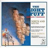 ライトスタッフ/南北戦争物語 愛と自由への大地 オリジナル・サウンドトラック・スコア