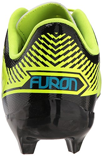 New Balance Mens Furon 3.0 Dispatch Fg Soccer Shoe Hi Lite / Maldive