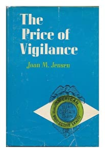 Hardcover The Price of Vigilance Book