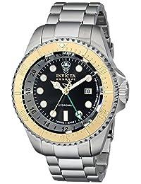 Invicta Men's 16960 Reserve Analog Display Swiss Quartz Silver Watch