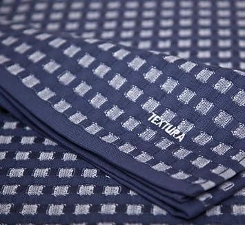 Textura - Toalla Camba - Talla : 100X180 - Color : Azul Marino: Amazon.es: Hogar