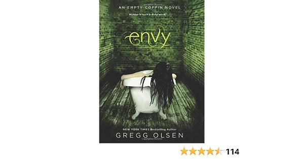 Envy Empty Coffin 1 By Gregg Olsen